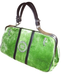 Roberta di Camerino Satchel in Green