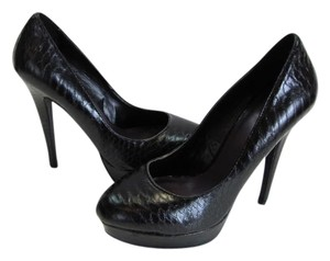 Joey O Size 8.00 M black Platforms
