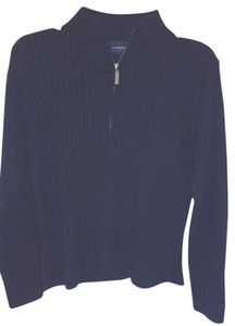 Liz Claiborne Long Sleeve Zip Front Sweater
