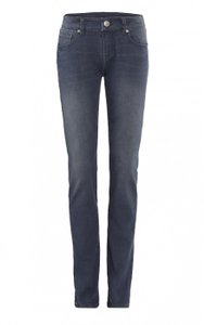 CAbi Straight Leg Jeans-Medium Wash
