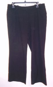 Worthington Boot Cut Pants Black