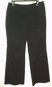 New York & Company With Tags Flare Pants Black