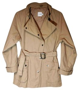 ASOS Twill Belted Coat