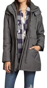Abercrombie & Fitch Parka Jacket Coat