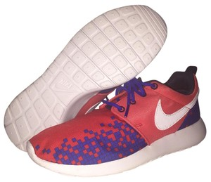 Nike Red and Blue Athletic
