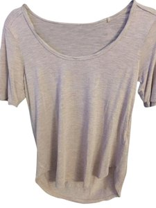 Madewell T Shirt Heather fig