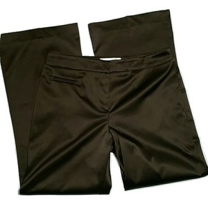 Victor Costa Formal Satin Simple Modern Pants