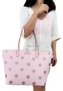 Kate Spade Down The Rabbit Hole Tote in pINK