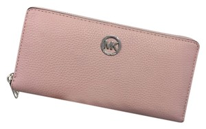 Michael Kors Michael Kors Fulton Zip Around Continental Wallet NWT