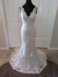 Allure Bridals 2901 Wedding Dress