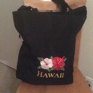 Nylon hawaii tote Tote