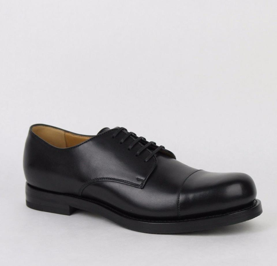 5feedaa4ff4 Gucci Black Men s Leather Oxford Dress 10.5  Us 11 367927 Shoes Image 0 ...