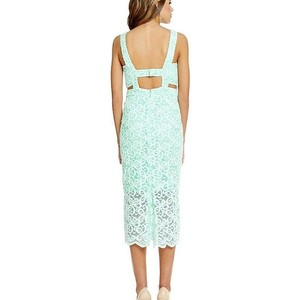 Gianni Bini Lace Cut Out Cocktail Sexy Dress