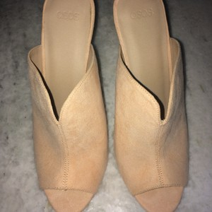 ASOS Nude Pumps