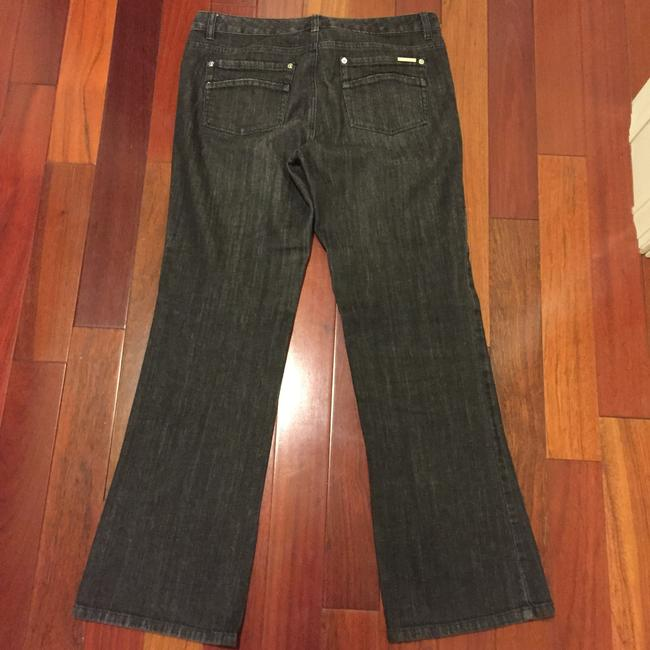 Michael Kors Straight Leg Jeans-Medium Wash