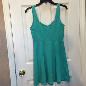 Express short dress Seafoam on Tradesy