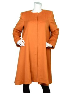 Fendi Cashmere Swing Coat