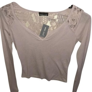 Wet Seal Top Blush pink