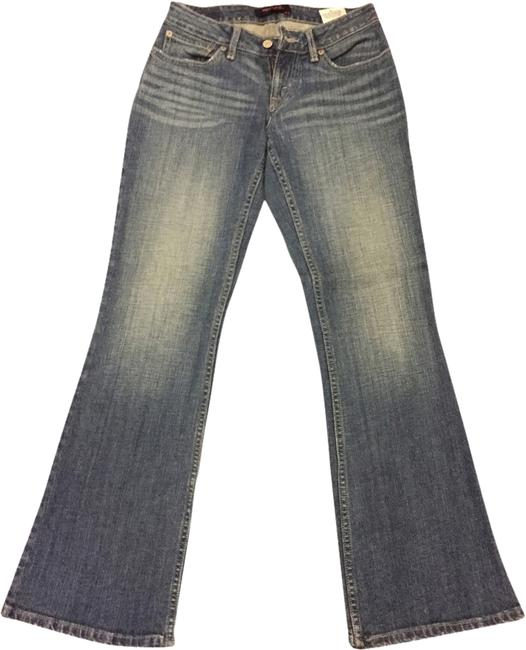 Levi's Straight Leg Jeans-Distressed
