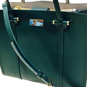 Kate Spade Satchel in Deep Green