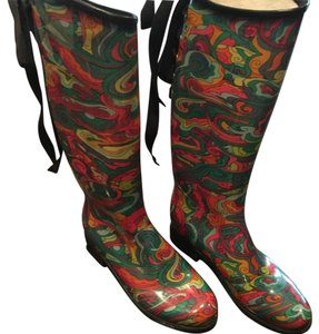 dv Multi-color Boots