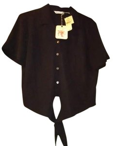 Tommy Bahama Button Down Shirt Black
