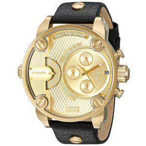 Diesel Diesel Men's DZ7363 Daddies Series Analog Quartz Black Watch