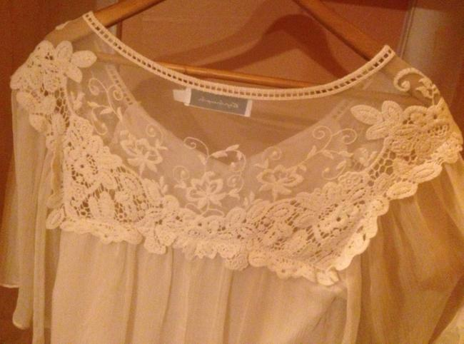T-Bags Los Angeles Top Ivory