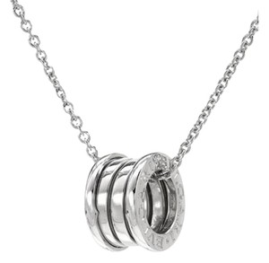 BVLGARI Bvlgari B.Zero1 White Gold Necklace