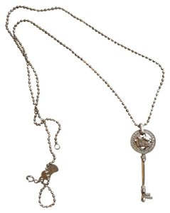 Kimora Lee Simmons HELLO KITTY DIAMOND KEY NECKLACE