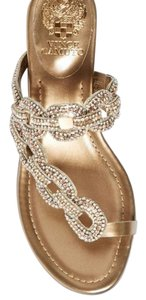 Vince Camuto Copper - Metallic Sandals