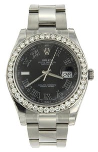 Rolex Men's Rolex Datejust II Diamond Watch