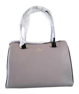 Kate Spade Tote in Mousse/ Black