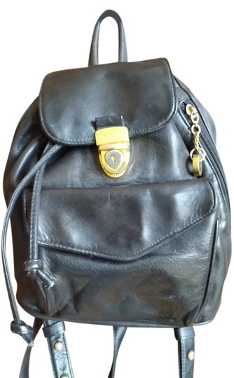 Preload https://item3.tradesy.com/images/perlina-drawstring-black-leather-backpack-1997292-0-0.jpg?width=440&height=440