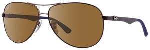 Ray-Ban Ray Ban 61 mm Polerized Aviators