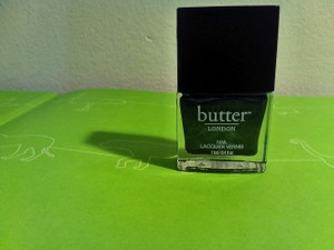 butter London Butter London Nail Polish Chimney Sweep Goth Color