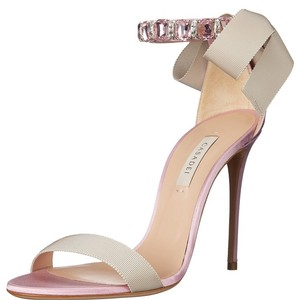 Casadei Pink/ nude Formal