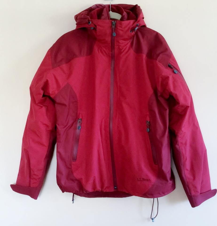 675bad1b614 L.L.Bean Red 3-in-1 Weather Challenger Jacket Size 6 (S) - Tradesy