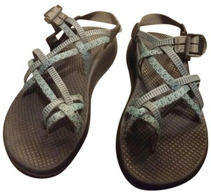 Chaco Blue Sandals