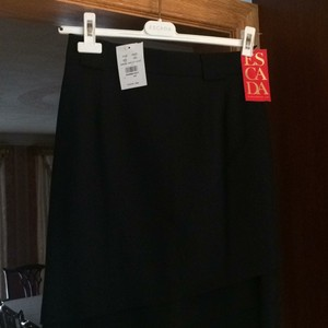 Escada Skirt Dark Navy