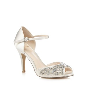 Jenny Packham 20s-inspired Jewel-embellished Wedding Shoes