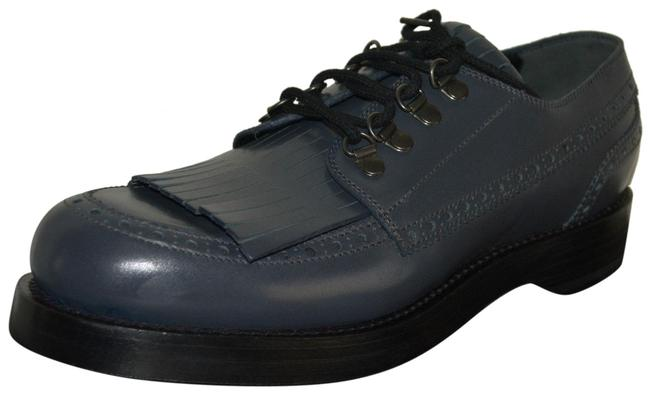 Item - Grey Mens Goodyear Lace Up Leather Oxfords Eu 44 Formal Shoes Size US 11 Regular (M, B)