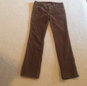 J.Crew Boot Cut Pants Brown