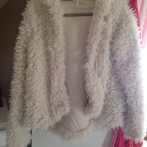 Free People White Jacket