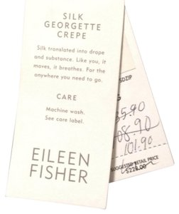 Eileen Fisher Relaxed Pants Black