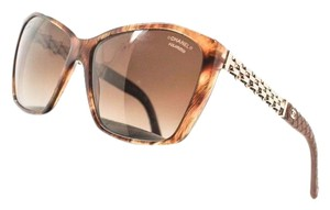 Chanel Chanel Square Chain 5327Q 1525/S9 Polarized Sunglasses