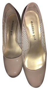 Madden Girl Tan or beige Pumps