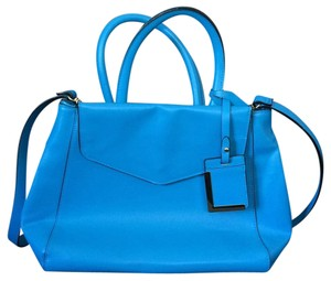 The Limited Satchel in Blue