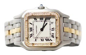 Cartier Cartier Panthere Two Tone and Diamond Ladies Watch