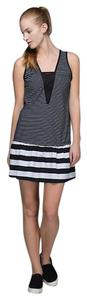 Lululemon short dress Black - White on Tradesy